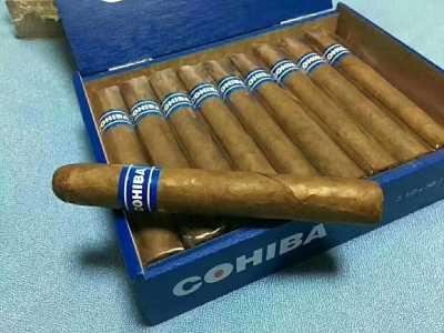 狮王雪茄罗布图 高希霸雪茄蓝系罗布图